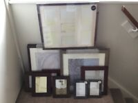 New and used photo/picture frames