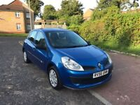 2006 Renault Clio 1.4 16v Expression 5dr Manual @07445775115