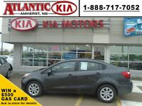 2014 Kia Rio LX, PRACTICALLY NEW CAR AT USED CAR PRICE!!