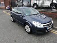2009 Vauxhall Astra 1.6 i 16v Life 5dr Hatchback, FULL SERVICE HISTORY, Long MOT, £1,995 p/x welcome