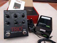 DigiTech TRIO+ advanced Band Creator and Looper pedal (Half Price)