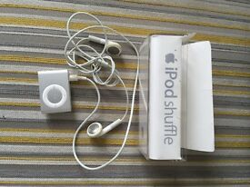 iPod shuffle great working order