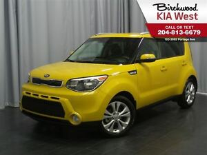 2015 Kia Soul EX /YOU WILL NOT GET LOST IN THE SNOW