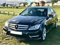 Mercedes 220 CDi blue efficiency amg sport