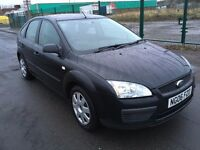 2006 Ford Focus 1.6 , mot - October 2017,service history,2 owners from new,astra,golf,megane