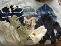boys clothes bundle 7 - 8