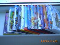 CHILDRENS DVD,S