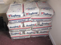 Approx 20 bags general pupose Portland cement