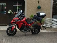 Ducati Multistrada 1200 DVT