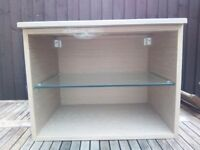 Tavistock wall hung unit
