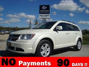 2012 Dodge Journey SE Plus *Only $55 Weekly $0 Down*
