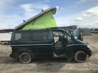 Ford Freda Mazda bongo breaking spare parts available