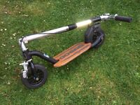 GoPed urban a heavy duty adult scooter