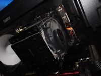 I7 4770K, AsRock Z87 Extreme 4, Be Quiet Dark Rock Pro 3 Cooler & 16GB (2x8) Corsair Vengeance LP