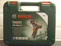 Bosch drill brand new still in box great Christmas gift