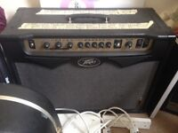 Peavey Vypyr Tube 120 Guitar Amp With Sanpera 2 Foot Controller