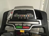 Proform treadmill running machine excellent