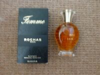 FEMME by ROCHAS - 100ml -BRAND NEW (UNWANTED GIFT)