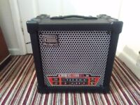 Roland cube 40xl guitar combo amp