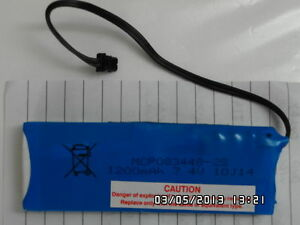 Battery ER-P104 for Cordless Phone : ENERGIZER