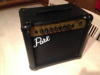 Park by Marshall G10R reverb electric guitar amp amplifier
