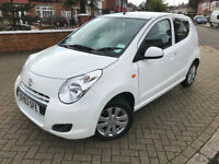 2013 (63) SUZUKI ALTO SZ4 1.0 PETROL AUTOMATIC EXCELLENT CONDITION INSIDE AND OUTSIDE 5 DOOR
