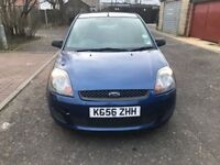 2007 Ford Fiesta 1.4 Style Climate 5dr Manual @07445775115