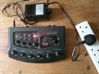 Johnson J Station guitar preamp/amp modeler/effects unit