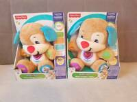 Fisher Price Laught & Learn Puppy toy