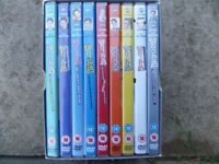 Complete box set of Scrubs DVDs - immaculate condition