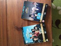 Bread DVD Box Sets Series 1-4