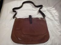 High quality, exclusive Manifatturepico, Made in Italy leather bag from Liberty, London.