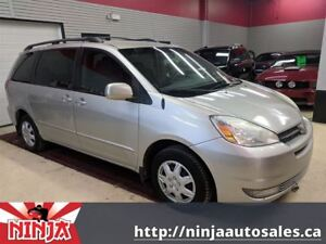 2004 Toyota Sienna LE Power Side Door-Rear Heat-2 Sets Of Tires