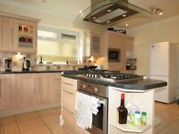 AVAILABLE NOW !!!! Spacious 4 Bedroom House with 2 Bathrooms Short Walk to Raynes Park Station!!!!!