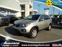 2013 KIA SORENTO LX/AWD/Bluetooth/SiriusXM/USB/Cruise**PRIX RED!