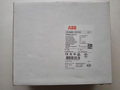 1pc New Abb  Psr85-600-70 45kw 10093224