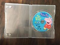 Peppa pig & Angelina Ballerina DVD bundle
