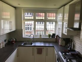 BEAUTIFUL LARGE TWO BEDROOM APARTMENT WITH PARKING