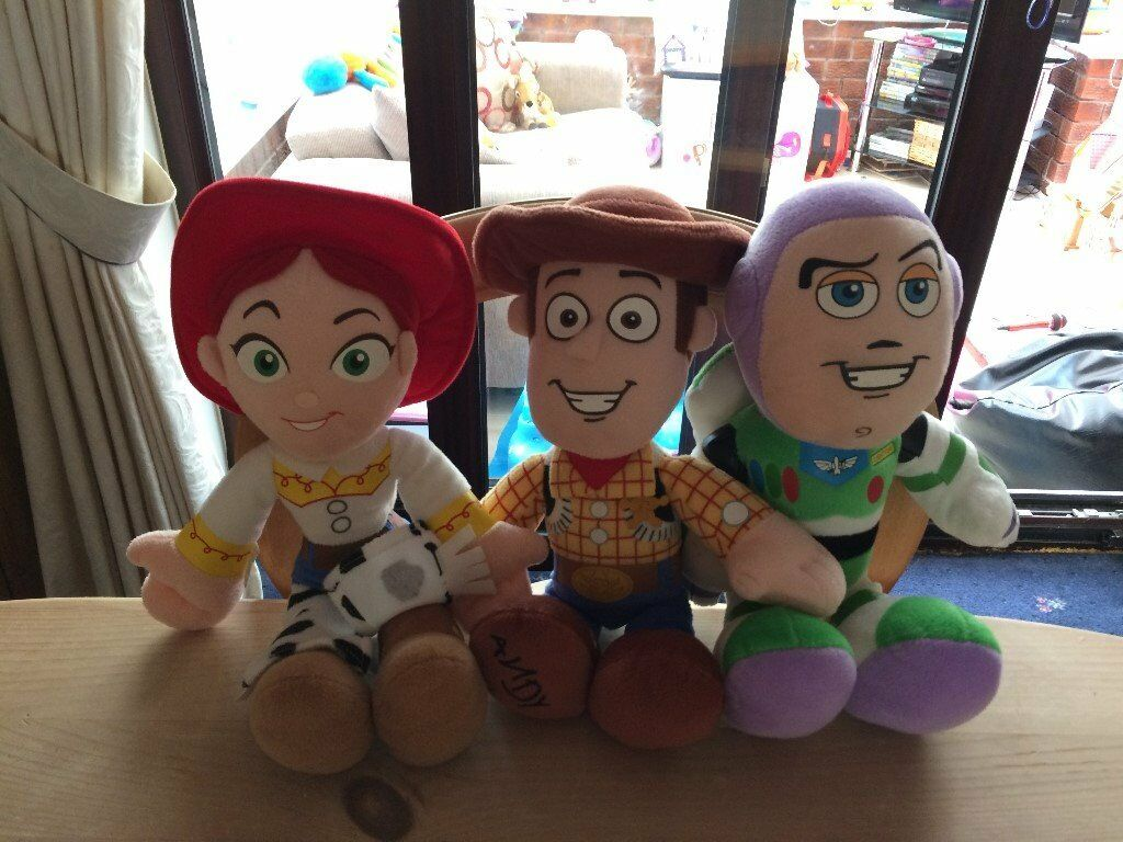 Toy Story Plush Toys