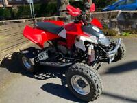 Polaris Outlaw 525s (KTM Engine) Road Legal (not Raptor LTZ or Quadzilla)