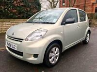 2008 Daihatsu Sirion 1.0 £30 Tax Drives Superb. Low Miles. 5 Door