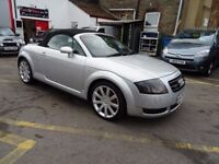 2000 Audi TT 1.8 T Roadster Quattro 2dr JUST BEEN FULLY SERVICED