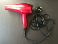 Lee Stafford Argan oil professional hair dryer (Red Colour)