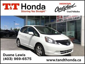 2013 Honda Fit LX *Local Car, Great On Gas!