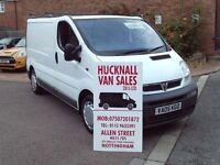 VAUXHALL VIVARO SWB DIESEL ONLY £2495