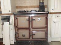 RAYBURN 355 SFW BOILER NEEDS ATTENTION COOKER STILL WORKS FINE BIRTLEY AREA