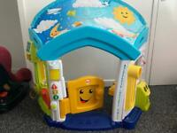 TODDLER INTERACTIVE PLAY HOUSE