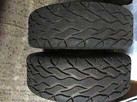 Quad ATV tyres