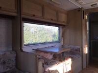Eccles Emerald Touring Caravan