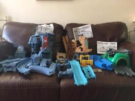 Large lot bundle of Thomas and friends trackmaster sets